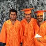 Abdullah graduates from EC San Francisco