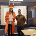 Carolina from Brazil Graduates from EC San Francisco