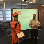 Chenghao graduates from EC San Francisco