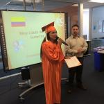 Yolvy study English in Downtown San Francisco and graduates from EC San Francisco