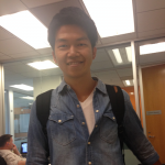 Satoshi took an English course at EC San Francisco