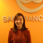 Sunny is a student ambassador of EC San Francisco