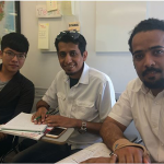 Students study English at EC San Francisco