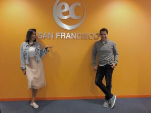 learning english in san francisco
