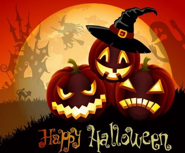 Halloween Poem (Rap) by Riccardo Ronzio