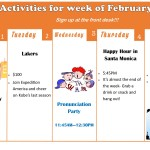 Join an EC activity and make a new friend!