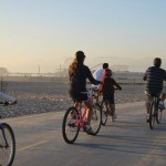 Santa Monica is a great place to bike!