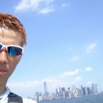 Meet Keisuke, student services intern!