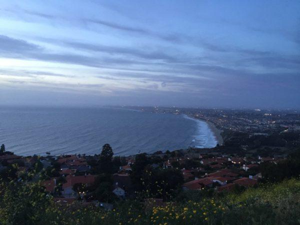 Views of the ocean in Palos Verdes!