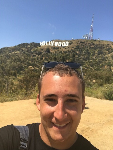Special thanks to our Student Ambassador, Joel (Switzerland), for showing us how to navigate sporting events in LA!