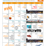 EC Los Angeles Calendar