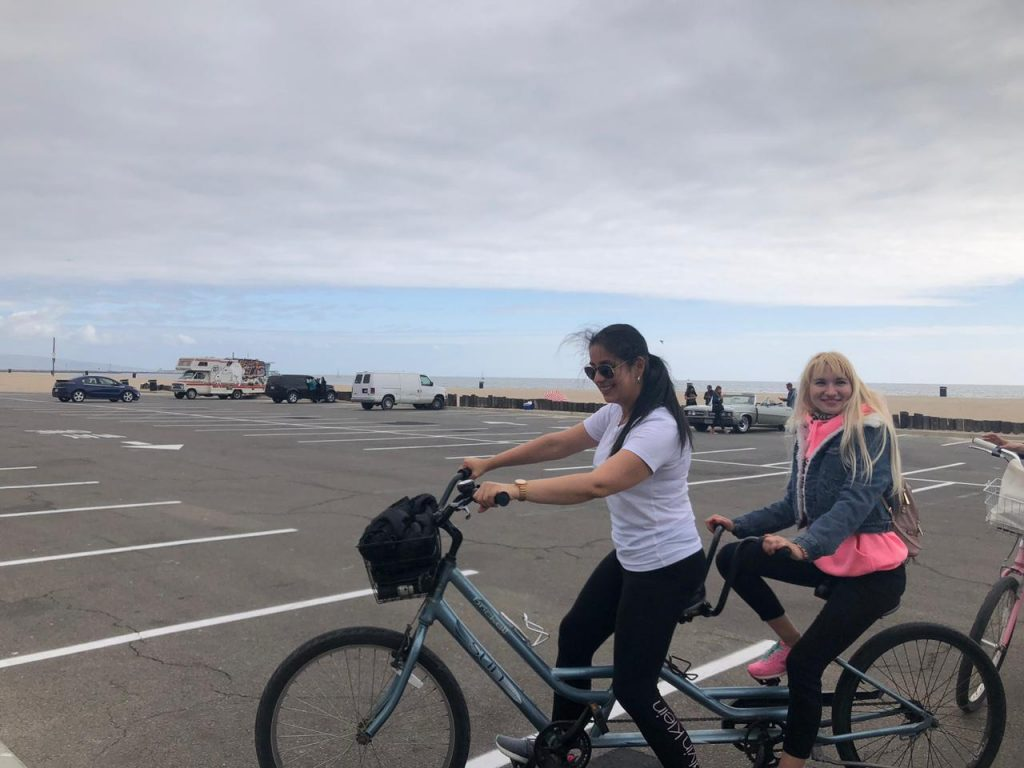 Venice Beach Cycling