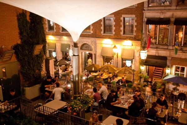 Portuguese Restaurant Old Montreal