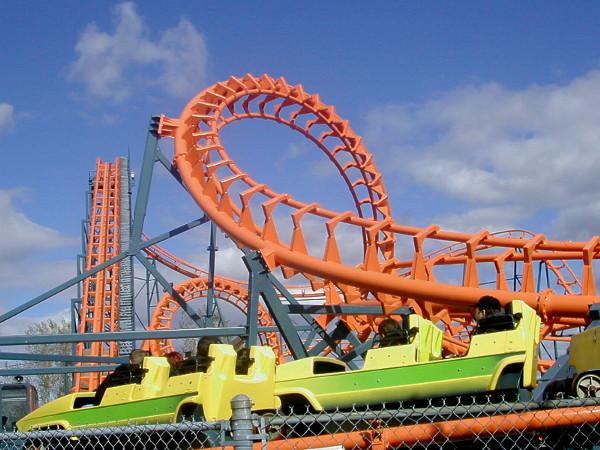La Ronde Amusement Park Ec Montreal Blog