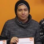 EC Montreal ESL Student Hector Hugo Vazquez Garcia