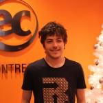EC Montreal ESL Student Nicolas Harduin
