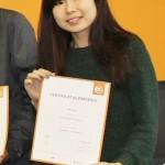 EC English ESL Student Shiho Shima