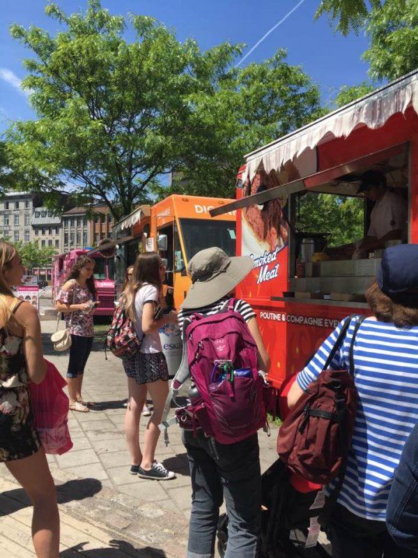 Food Trucks Downtown Boston
