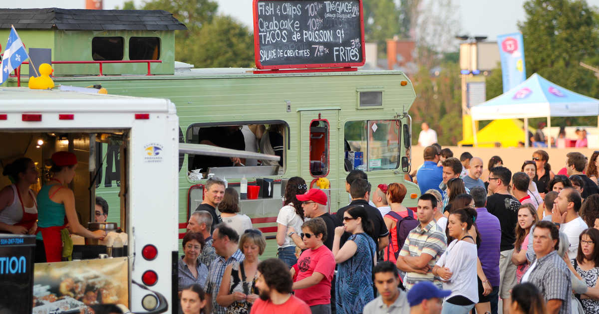 First Friday Food Truck Festival Starts This Week Ec Montreal Blog