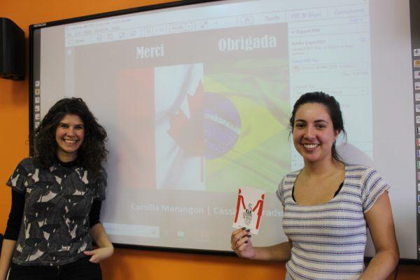 Camilla Marangon And Cassia Pereira Present Cuisine Ta Ville