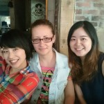 Karina, Helen, and Machi