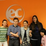 Our EC interns