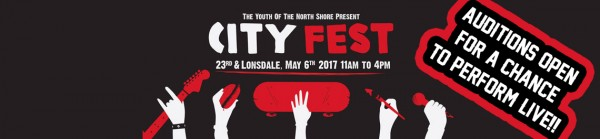 North Vancouver Youth CityFest