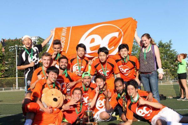 EC Vancouver Soccer Team