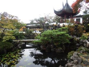 The Dr Sun Yat Sen Classical Chinese Garden And Park Uses Philosophical Principles Of Taoism Feng Shui Hence Attempts To Achieve Balance