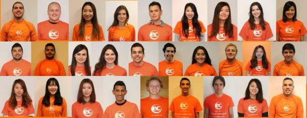 EC Vancouver English Centre looking for student ambassadors