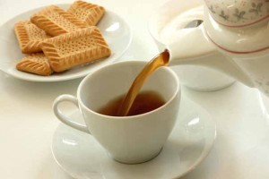 IELTS Speaking Practice can be over a cup of tea!