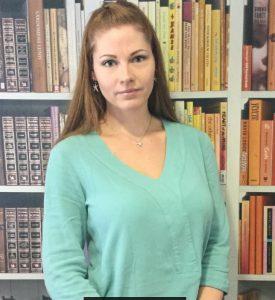 EC Oxford English School intern Verena