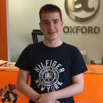 Pascal, General English course student at EC Oxford
