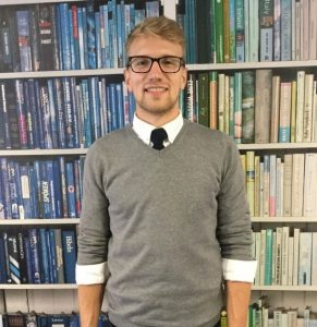 EC Oxford English School welcomes Ryan to our teaching team