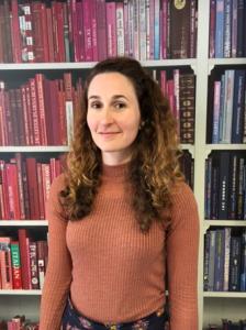 Lorna, a teacher of EC's IELTS Courses in Oxford