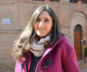 EC Oxford English School welcomes Giulia to the team