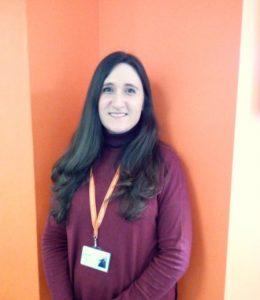 Giulia, Student Services Intern at EC Oxford English Centre