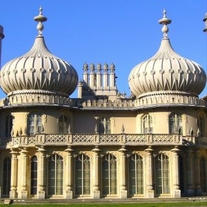 Royal Pavilion Brighton visit summer