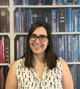 EC Oxford Language Centre is happy to welcome Eleni to the team