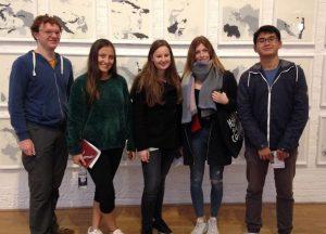 EC Oxford makes English come alive through class trips