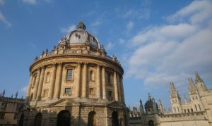 EC Oxford English Centre has the iconic Radcliffe Camera just a few minutes walk away