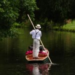 EC Oxford English School in the centre of Oxford has punting just a few minutes walk away!
