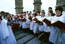 oxford choir