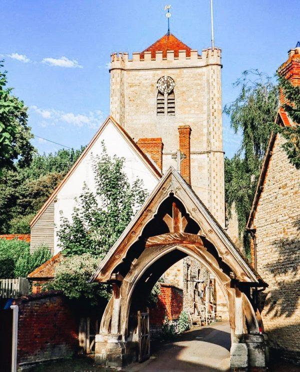 abbey dorchester-on-thames