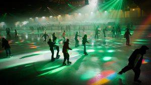 disco ice skating
