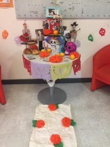 altar day of the dead