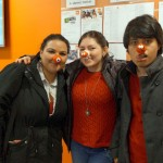 Red Nose Day at EC Manchester