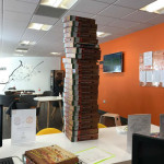 Pizza Day at EC Manchester