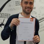 Roberto graduation