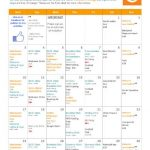July activities calendar